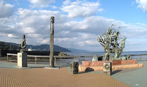 日本初 洋式帆船建造の地