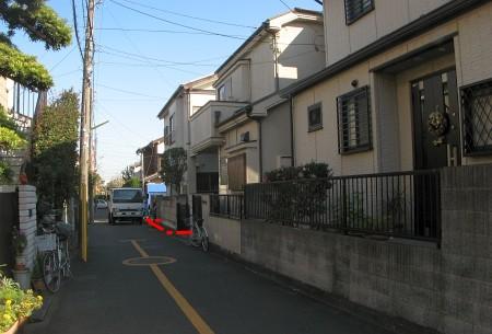 東京都練馬区西大泉町