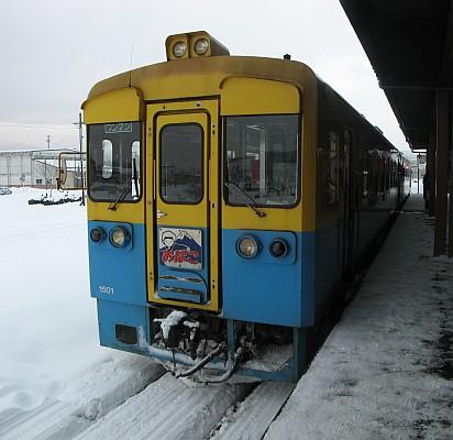 由利高原鉄道 YR-1500形