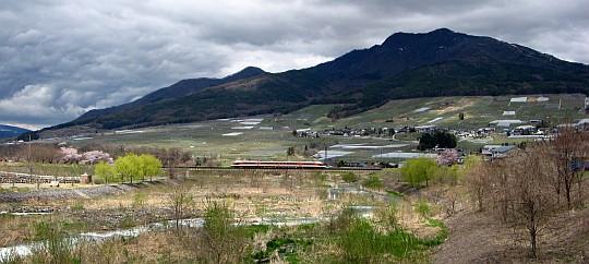 駅からマンホール » 信州北回廊・山ノ内、桜めぐり ~ 長野県 ...