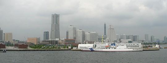 横浜海上防災基地