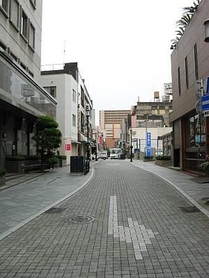 肴町商店街