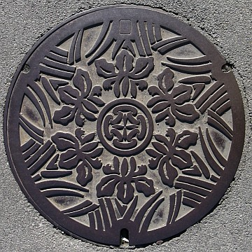 駅からマンホール » 修善寺紅葉まつり ~ 静岡県修善寺町