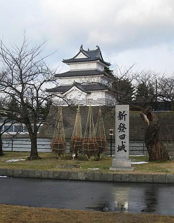 新発田城 三階櫓