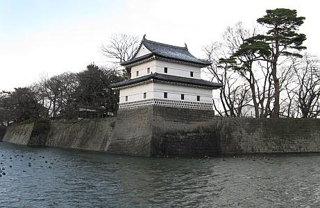 新発田城 二の丸隅櫓