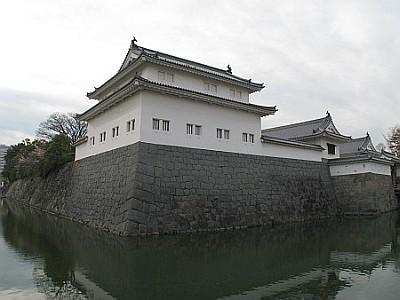駿府城の巽櫓