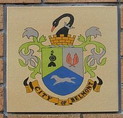 ベルモント市の紋章