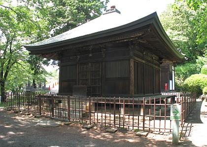 光照寺薬師堂