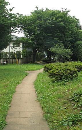 堀合遊歩道