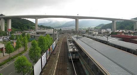 岡谷高架橋