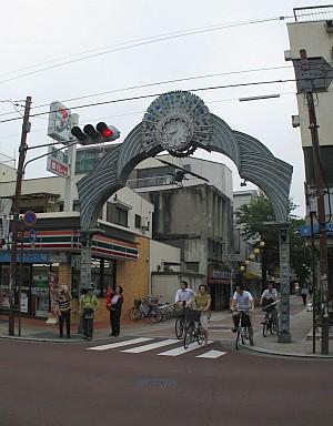 ふじの市商店街