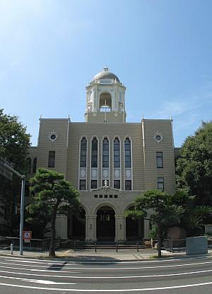 静岡市役所静岡庁舎本館