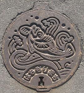 秋田県山本郡八森町