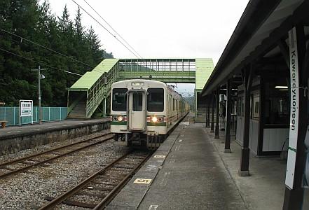川原湯温泉駅