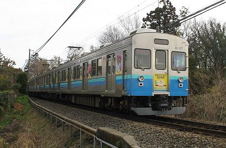 伊豆急行8000系電車