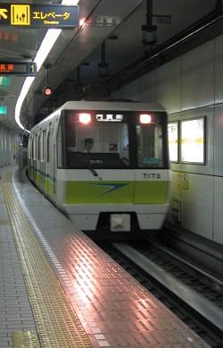 大阪市交通局70系電車