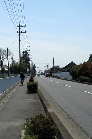 東武熊谷線廃線跡