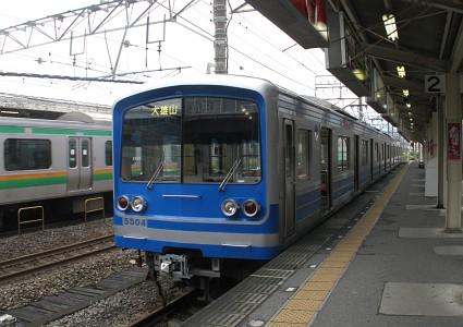 伊豆箱根鉄道5000系電車