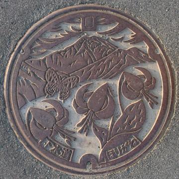 長野県南安曇郡堀金村