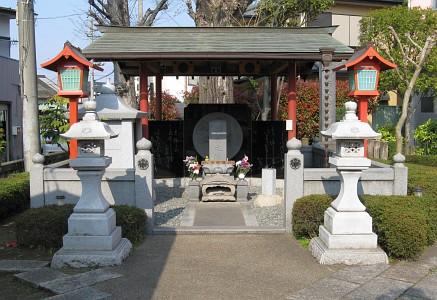 静御前の墓