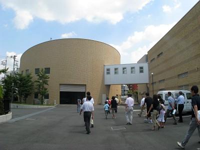 神田川・環状七号線地下調節池 善福寺川取水施設