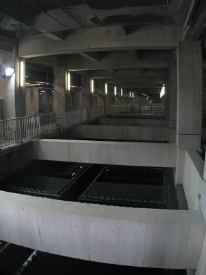 相模川流域下水道左岸処理場