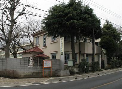 旧大井村役場庁舎