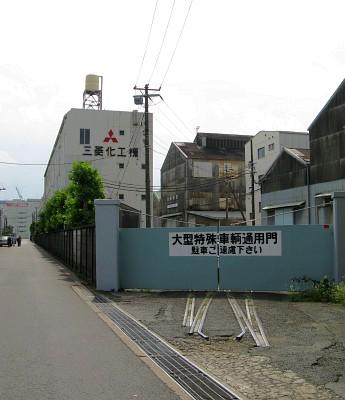 大川駅周辺