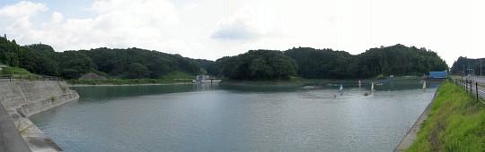 二つ池調整池