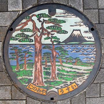 神奈川県中郡二宮町