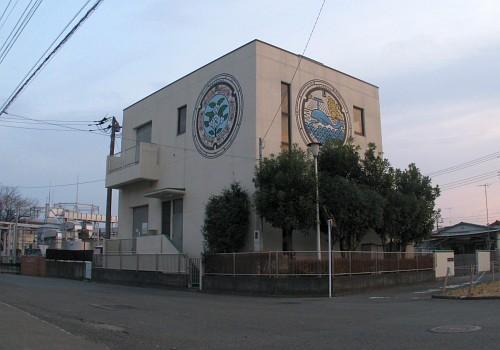 郷地ポンプ場