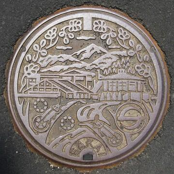 長野県東筑摩郡坂井村