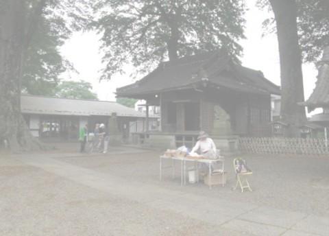 ぐりぐり写真:八枝神社