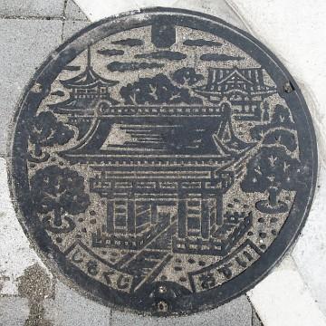愛知県海部郡甚目寺町