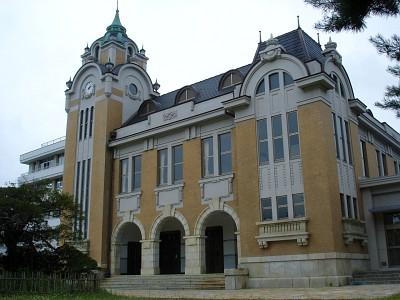 郡山市郡山公会堂