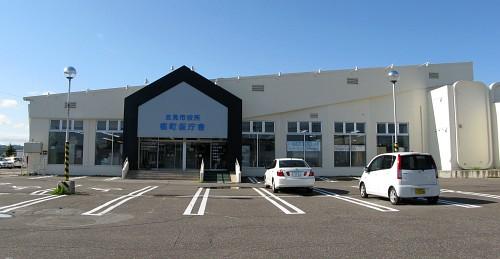 北見市役所桜町仮庁舎