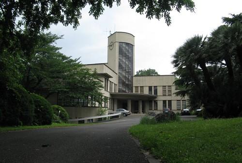 小石川植物園本館