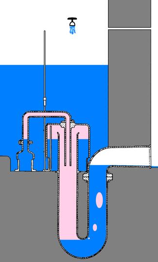 自働洗滌槽のサイクル