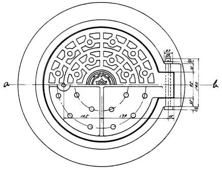 東京市下水道設計標準圖