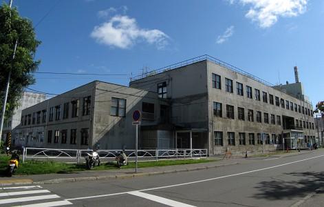 北見市役所旧庁舎