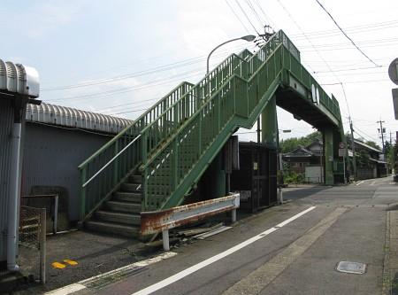 関ヶ原名神歩道橋