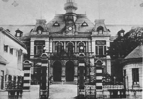 東京府庁・東京市役所