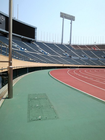 国立霞ヶ丘陸上競技場