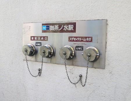 丸ノ内線御茶ノ水駅