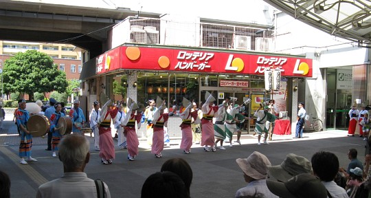 埼玉県越谷市